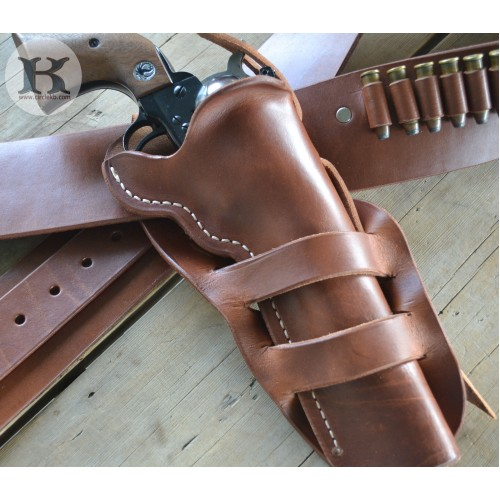 Cowboy Authentic Mexican Loop Holster