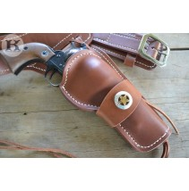 A1 Quickdraw Dakota Holster and Gun Belt