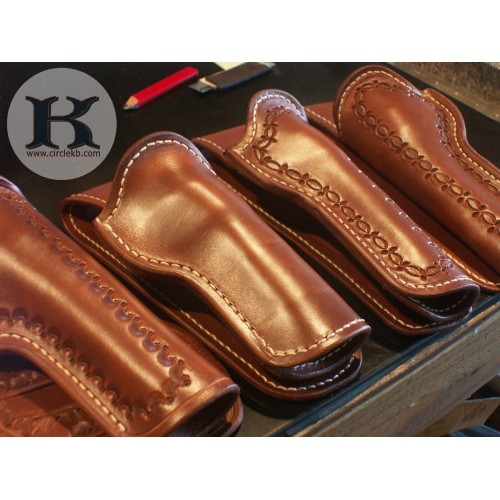 Single Leather Western Holsters