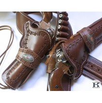 Angel Fire Double Holsters