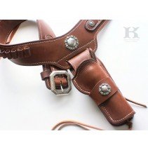 A1 Bounty Hunter Western Holster