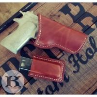 M1911 Leather Western Holster