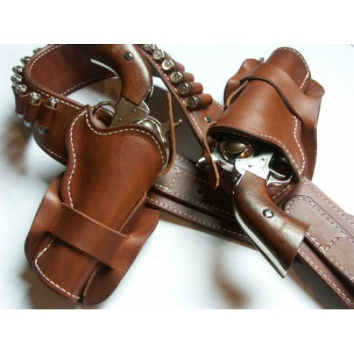 Vaquero Mexican Loop CrossDraw Holsters
